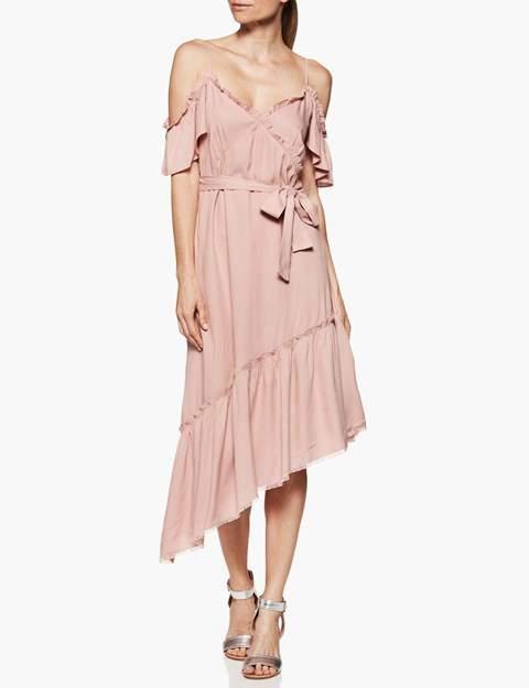 Paige Aylin Dress - Misty Rose