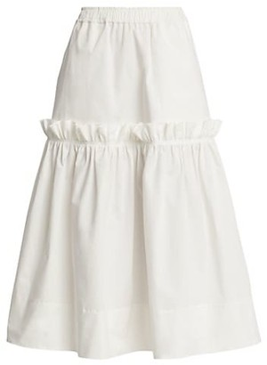 A.L.C. Louisa Midi Skirt