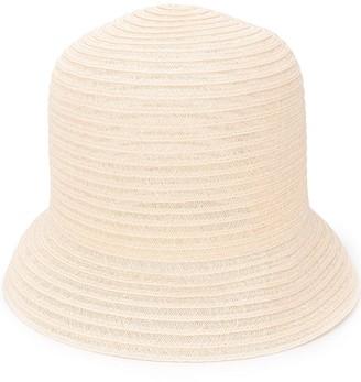 Nina Ricci woven effect sun hat
