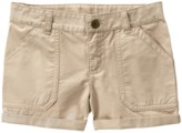 Crazy 8 Rolled Khaki Shorts