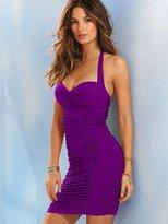 Victoria's Secret Ruched Bombshell Push-Up Bra Top Dress
