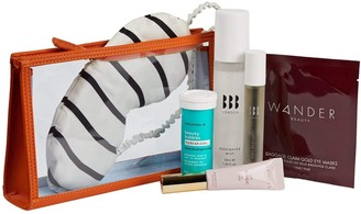 Stow Amber Orange Luxury Wellbeing Kit Curated by Wellness Expert Bobbi Brown