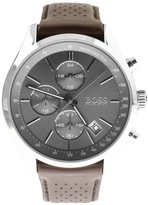 HUGO BOSS 1513476 Grand Prix Watch Brown