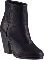 RAG AND BONE Classic Newbury Ankle Boot Asphalt Suede