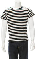 Shipley & Halmos Striped Pullover T-Shirt