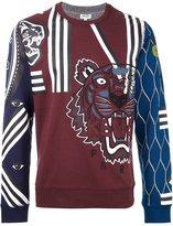 Kenzo multi icon sweatshirt
