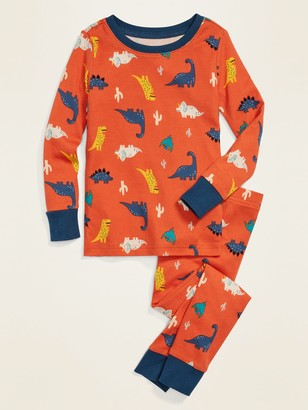 Old Navy Dinosaur Pajama Set for Toddler Boys & Baby