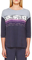 DKNY Ombre Jersey Sleep Top