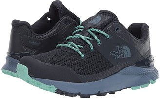 The North Face Vals WP (Urban Navy/Ice Green) Women's Shoes