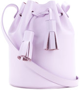 Building Block mini bucket bag - women - Leather - One Size