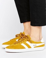 Gola Specialist Sun Yellow Sneakers