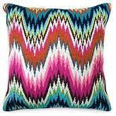 Jonathan Adler Bargello Worth Decorative Pillow, 20 x 20