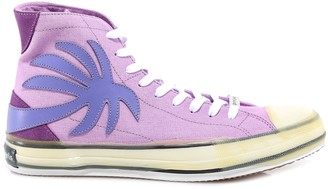 Palm Angels High Top Sneakers