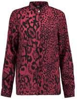 Versace Printed Georgette Shirt