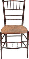 One Kings Lane Vintage French Bamboo-Style Side Chair