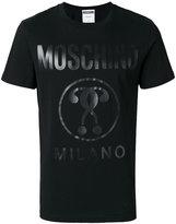 Moschino tonal logo t-shirt