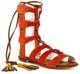 Jeffrey Campbell Redondo Suede Gladiator Sandal