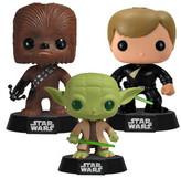Star Wars POP Bobble Set I
