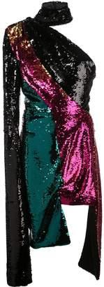 16Arlington sequinned evening dress