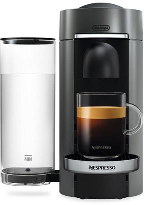 Nespresso by De'Longhi Vertuoplus Deluxe Coffee & Espresso Single-Serve Machine