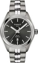 Tissot T1012104406100 PR 100 stainless steel watch