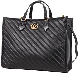 Gucci GG Marmont Medium Tote Bag