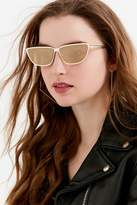 Urban Outfitters Flat-Top Cat-Eye Sunglasses