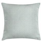 """Big Little Nested Indoor / Outdoor Geometric 28"""" Throw Pillow Cover East Urban Home"""