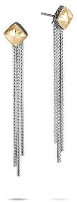 John Hardy Classic Chain Hammered Tassel Ear Jacket