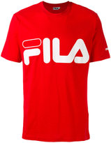 Fila logo T-shirt - men - Cotton - L