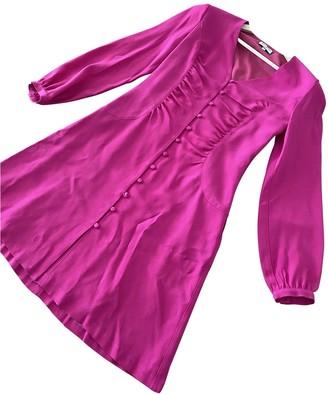 Paul & Joe Pink Silk Dress for Women