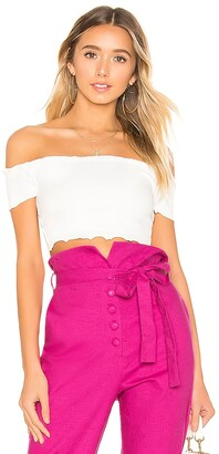 Lovers + Friends Lovers and Friends Stanton Top