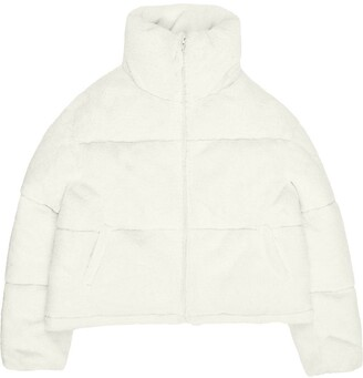 Apparis Billie faux-fur puffer jacket