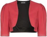 Rockins studded bolero jacket