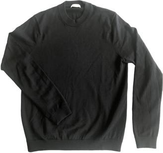 Sandro Navy Wool Knitwear & Sweatshirts