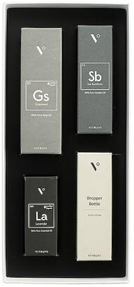 Vitruvi Clear Skin Face Oil Kit