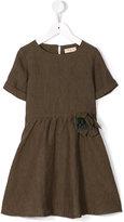 Amelia Milano - Time dress - kids - Linen/Flax - 3 yrs