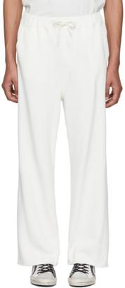 Remi Relief Off-White Inside Fleece Lounge Pants