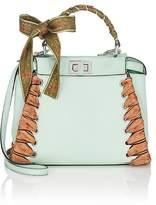Fendi Women's Peekaboo Mini Leather Satchel