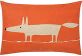 Harlequin Mr Fox Cushion Red