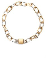 Alexander Wang Women's Link Collar Necklace