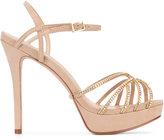 Schutz embellished platform sandals