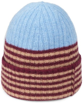 Gucci Wool hat with stripes