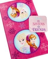 Jay Franco Disney's Frozen, Snowflakes 2-Pc. Bath & Wash towel set