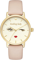 Kate Spade Leading lady metro watch