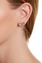 Gorjana Kelsi Climbing Earrings
