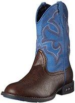 Roper Lightning R Toe Light Up Cowboy Boot (Toddler/Little Kid)