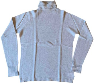 Scaglione Beige Cashmere Knitwear for Women