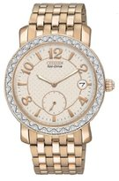 Citizen Women's EV1013-56A Drive from Eco-Drive BRZ Swarovski Crystal Accented Watch