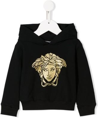 Versace Medusa head hoodie